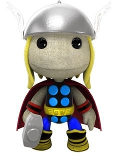 Little Big Planet- Thor