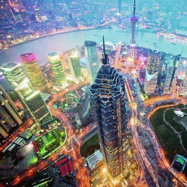 Çin,Shanghai