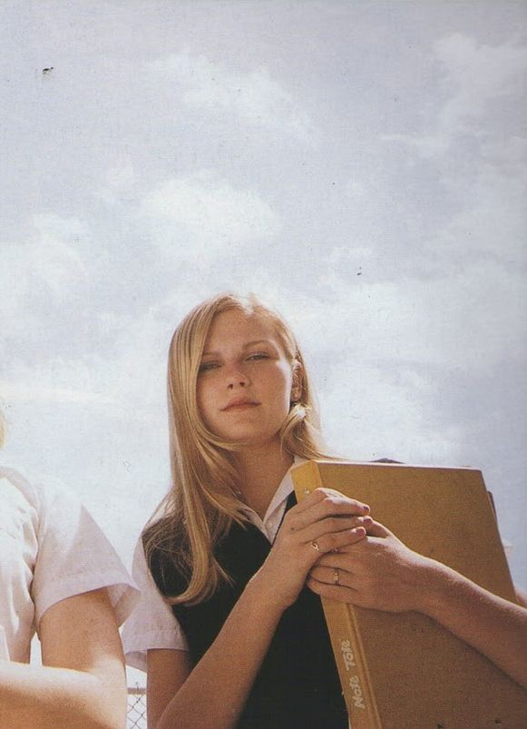 The Virgin Suicides #inspiration #AmericanApparel