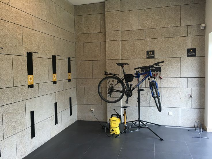 #bicycle #storage #hotel
