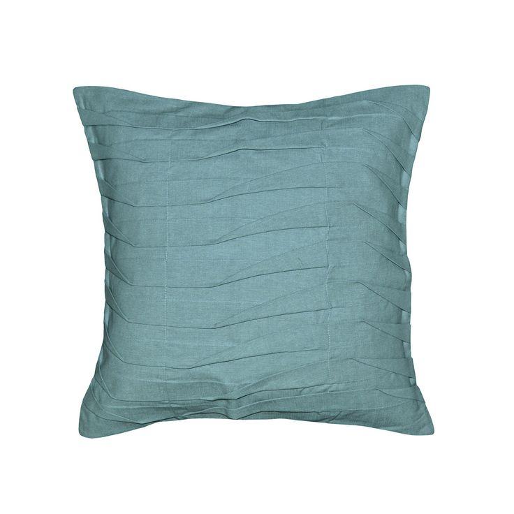 Spencer Home Decor Z Lines 3d Textured Throw Pillow White