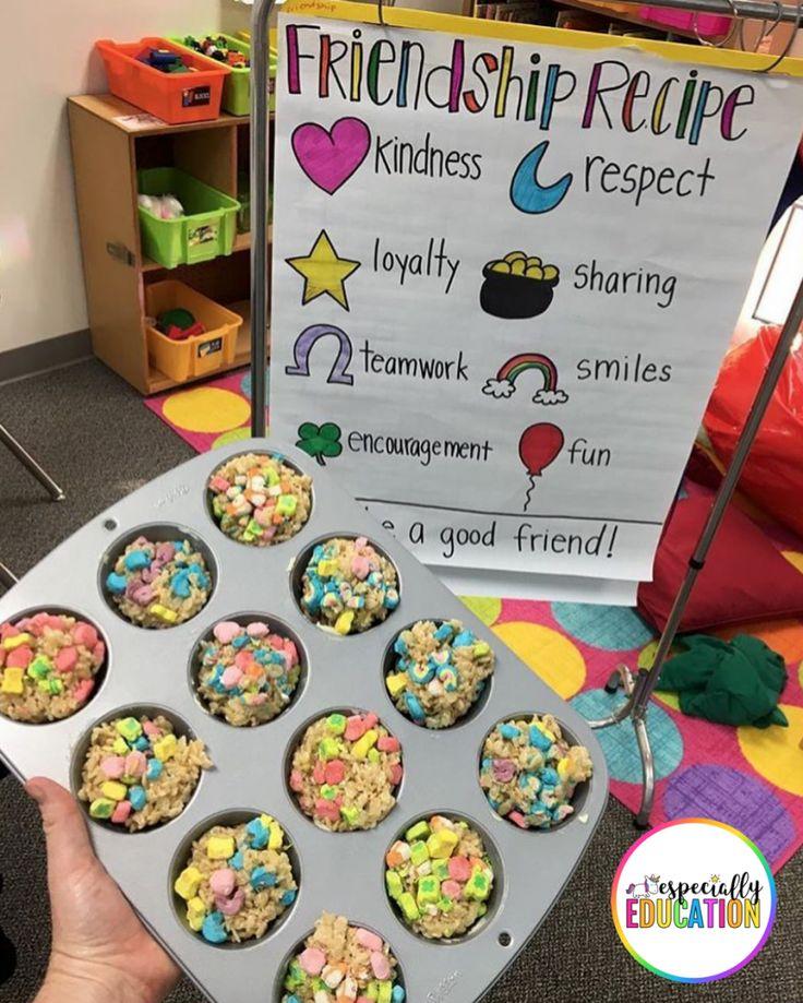Friendship and Kindness Activities – Preschool