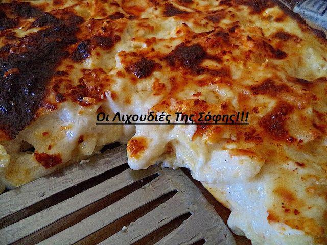 Φανταστικό σουφλέ ζυμαρικών με πένεςκαι μπεσαμέλ τυριώναπό τη Σοφή Τσιώπου Σούπερ φαγάκι,εύκολο,γρήγορο και πεντανόστιμο! ΥΛΙΚΑ ΓΙΑ 4 ΑΤΟΜΑ 300 γρ.πέννες βρασμένες αλ ντεντε σε αλατισμένο νερό και σουρωμένες ΓΙΑ ΤΗ ΜΠΕΣΑΜΕΛ ΤΥΡΙΩΝ 1 λίτρο γάλα 3 κ.σ κοφτές φυτικό λίπος