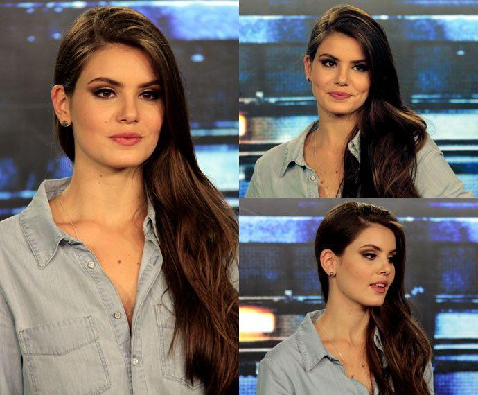 'Quero sempre estar confortável e chique', revela Camila Queiroz