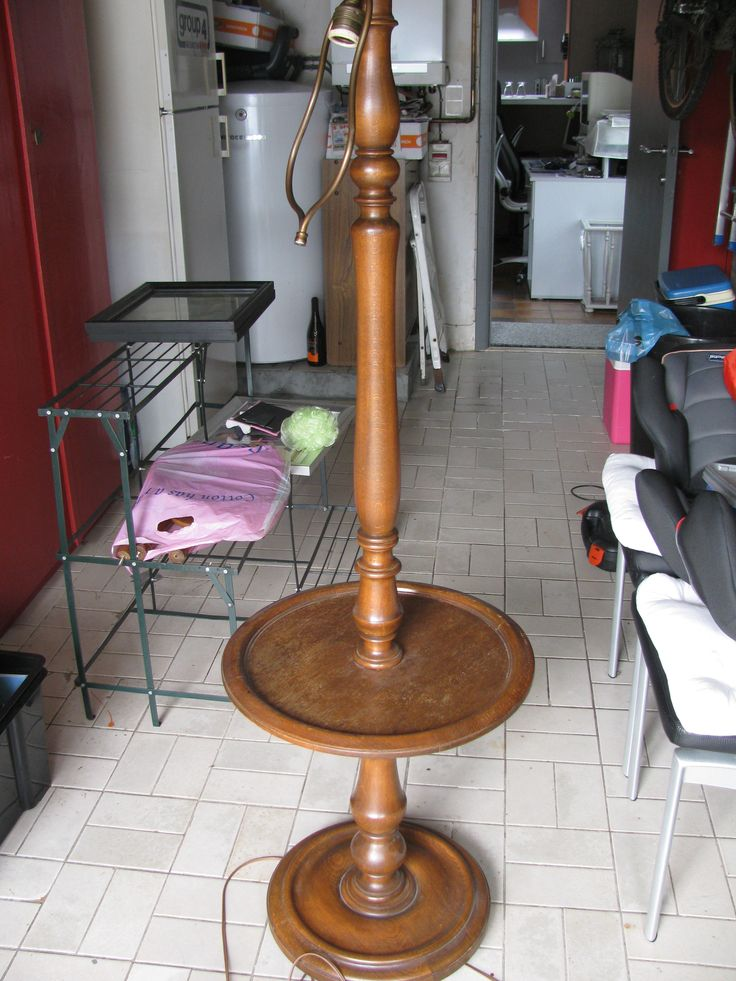 Lamp voor het schilderen