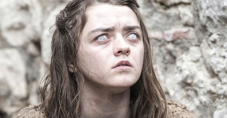 Blind Arya Is the Underdog in 'Game of Thrones' Season 6 -- Maisie Williams warns that Arya is in a pretty bad place when 'Game of Thrones' returns with new episodes later this month. -- http://movieweb.com/game-of-thrones-season-6-blind-arya-maisie-williams/