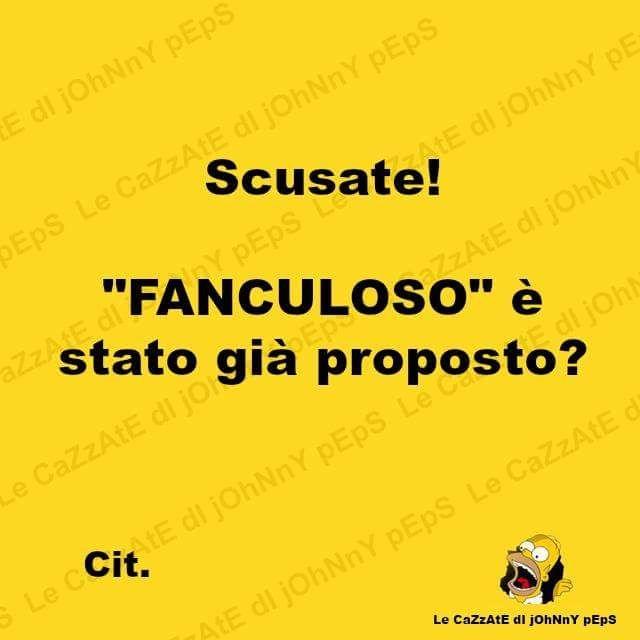 Adesso lo chiedo alla mia prof di italiano