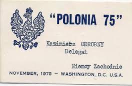 Znalezione obrazy dla zapytania Zjednoczenie Polskich Uchodźców