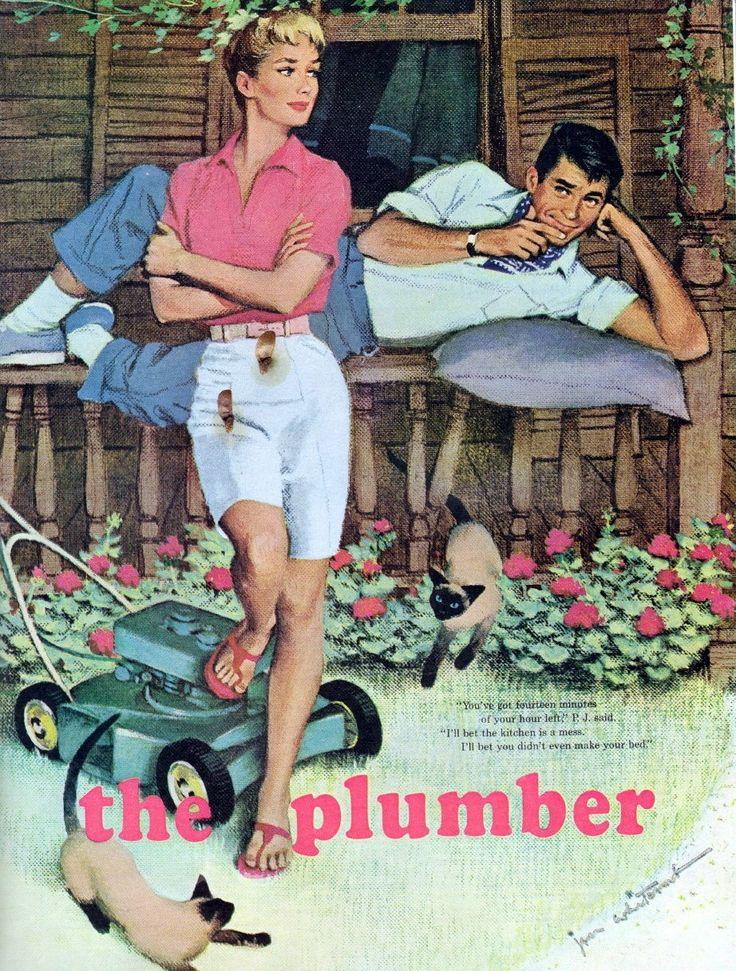 Ladies Home Journal - August, 1960