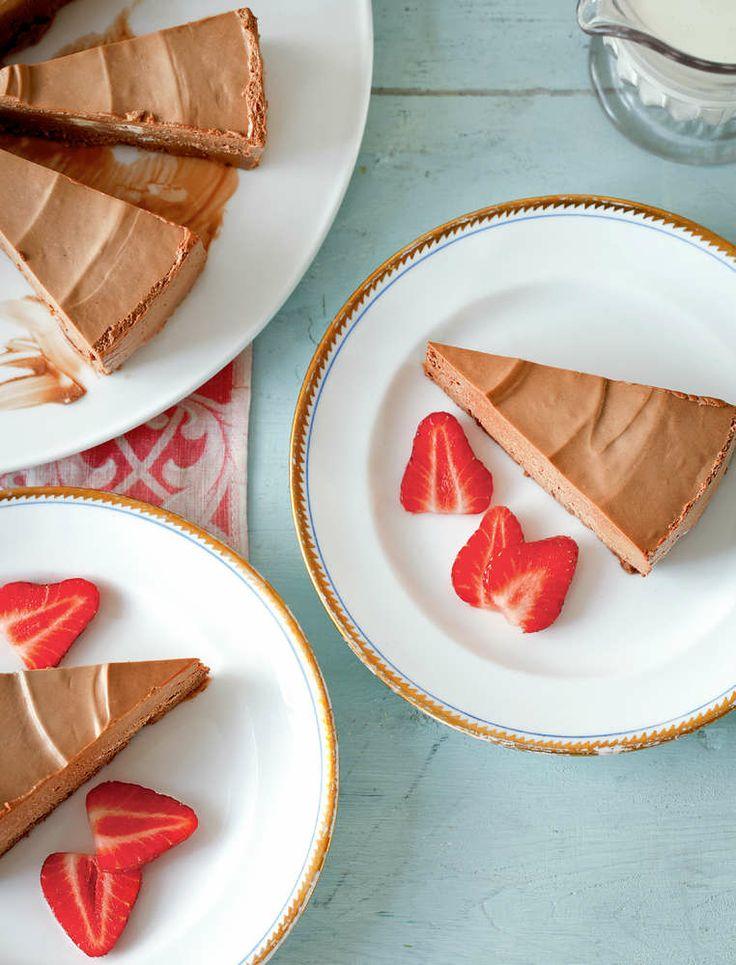 52 best easy summer bakes images on pinterest dessert recipes velvet chocolate torte fandeluxe Images