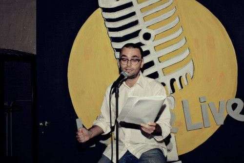 Interviu : Razvan Tupa : Poet | News & Oportunitati - ArtNetwork