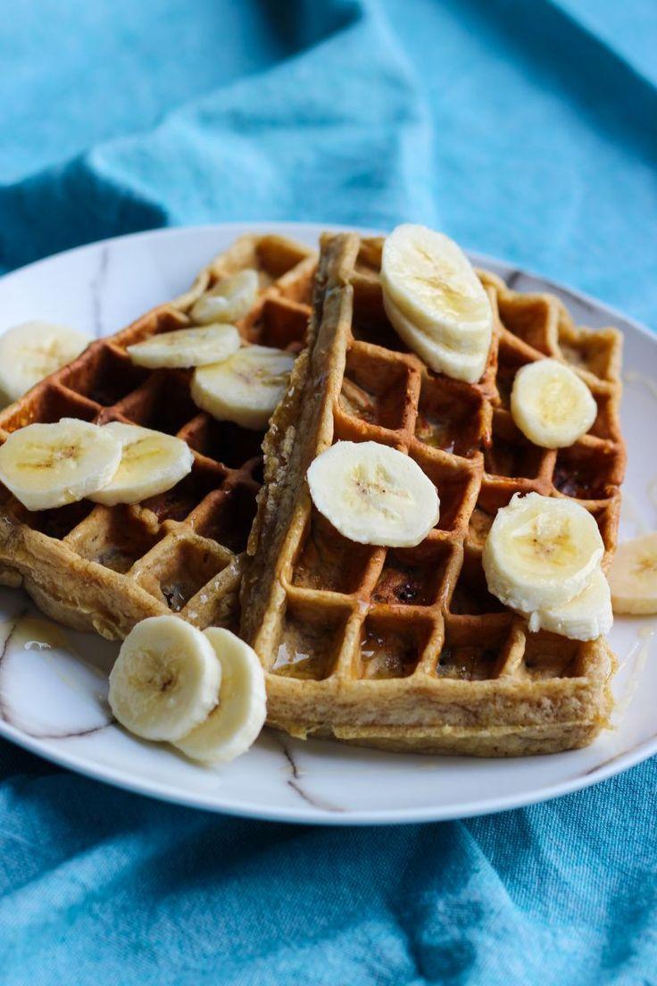 """Het lekkerste recept voor """"Havermoutwafels met banaan """" vind je bij njam! Ontdek nu meer dan duizenden smakelijke njam!-recepten voor alledaags kookplezier!"""