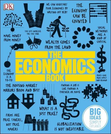 The Economics Book - primary image