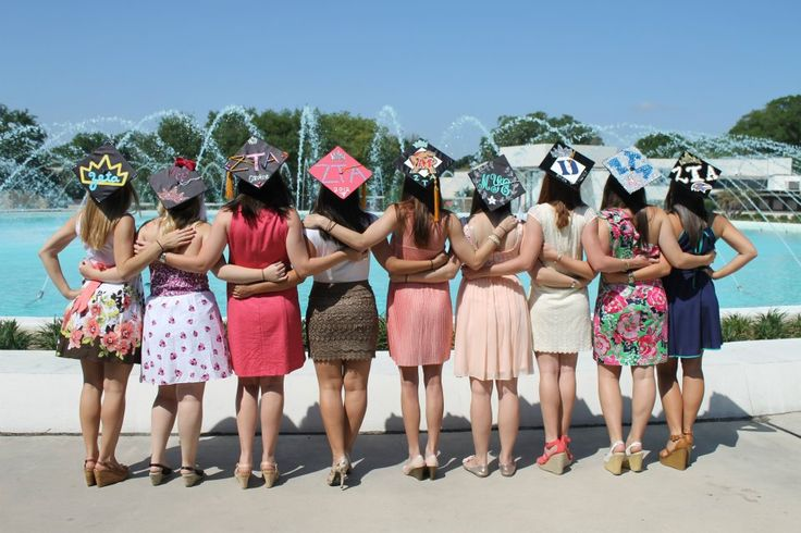 Cute graduation pictures to take- should do this when we graduate college