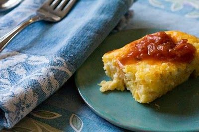 Jalapeño and cheese breakfast casserole from Homesick Texan: Casseroles Recipes, Breakfast Casseroles, Cheese Breakfast, Cottages Chee, Cottage Cheese, Chee Breakfast, Eggs Cups, Casserole Recipes, Sharp Cheddar Chee