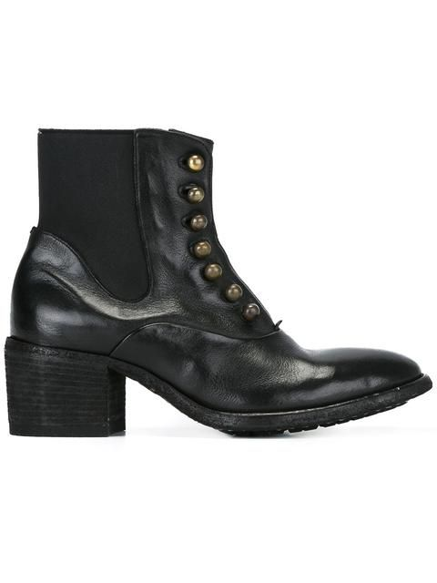 Shop Officine Creative 'Denner' boots in Tassinari from the world's best independent boutiques at farfetch.com. Shop 400 boutiques at one address.