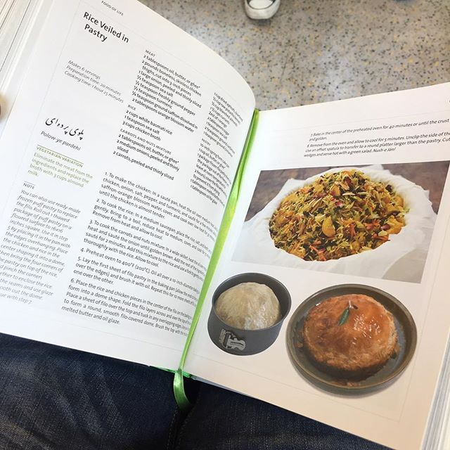 Todays Rush Hour Recipe Is Taken From Najmieh Batmanglijs Absorbing And Encyclopaedic Persian Cookbook Food Of Life Originally Publi Food Recipes Just Cooking