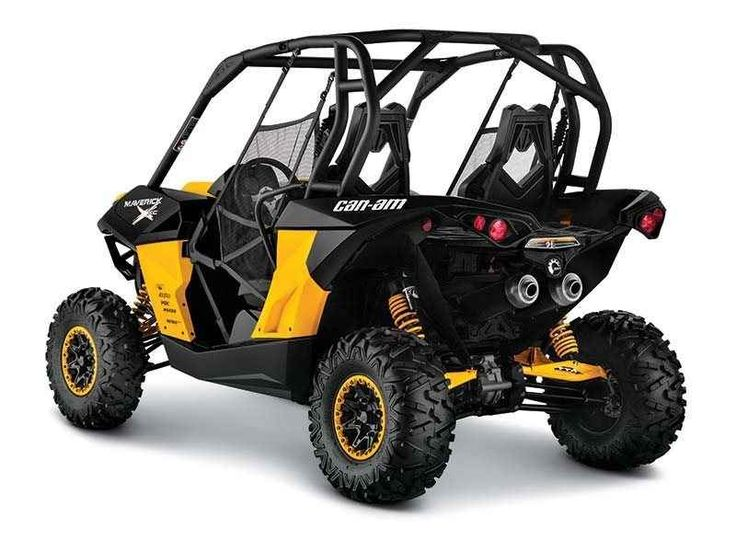 New 2015 CanAm Maverick X xc DPS 1000R ATVs For Sale in