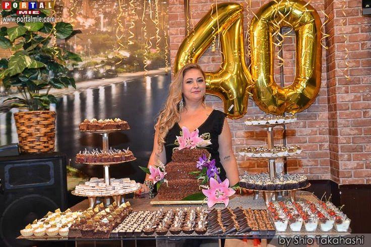Fotos da comemoração do Aniversário de Euda Fabiana no Vitalli BBQ House de Toyota (Aichi), confira!!!
