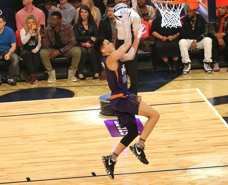 2017 NBA All-Star Saturday's Best Kicks | SLAMonline-----------Devin Booker: Nike Zoom Rev 2017