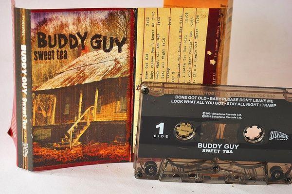 Buddy Guy -- Sweet Tea (Koleksi Super)