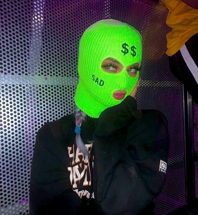 Uglycoats Bad Girl Aesthetic Thug Girl Bad Girl