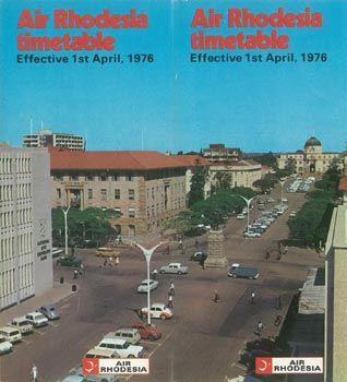 Air Rhodesia timetable