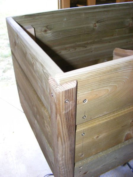 36 best Bricolage images on Pinterest Carpentry, Radiant heaters - fabriquer escalier exterieur bois