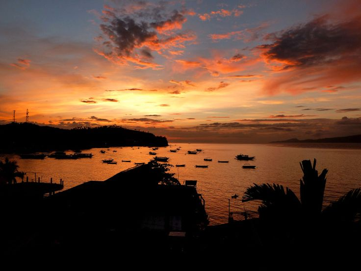 Another #postcard from Mindoro island. #sunset