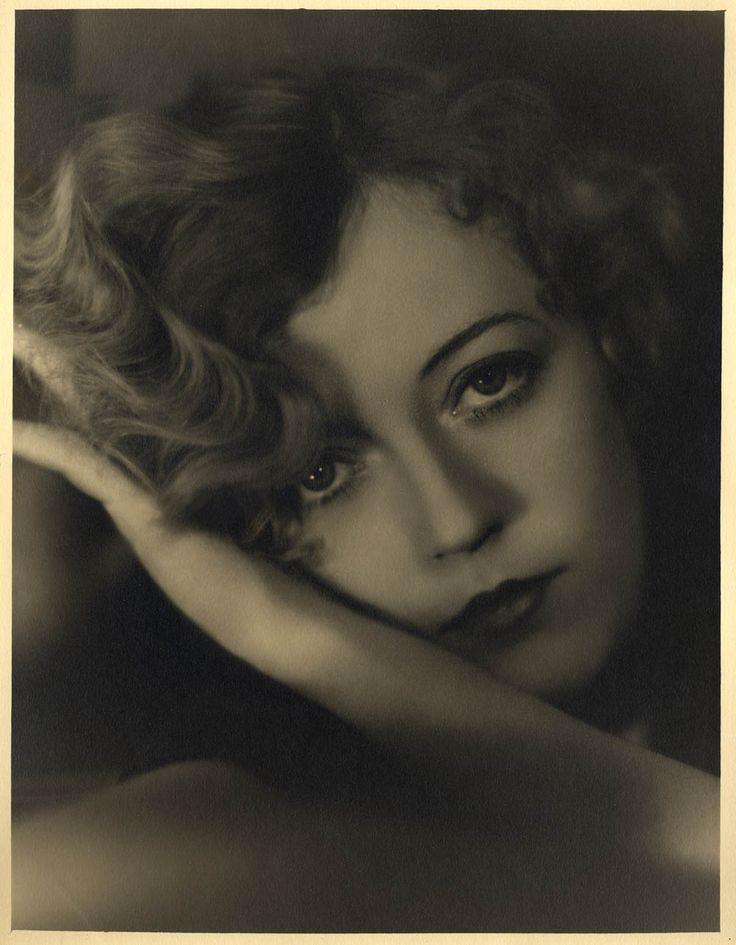 Marion Davies (1897-1961) by George Hurrell