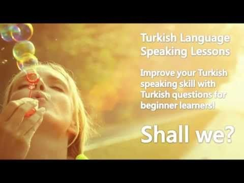 #Learn #Turkish with #TurkishLanguage questions for beginners (Shall we / Let's)