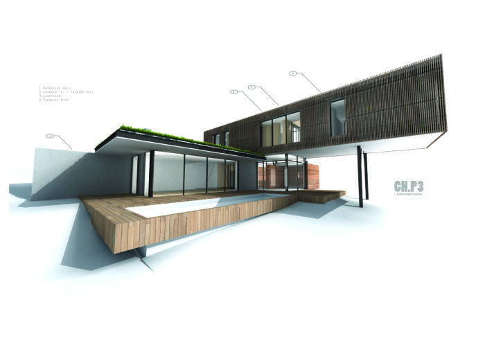 8 best CH_ Cantilever House images on Pinterest | Interieur ...