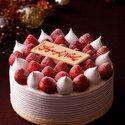 ホテルニューオータニ大阪のクリスマス - 苺たっぷり王道ショートケーキ、NYスタイルチーズケーキなど 写真2