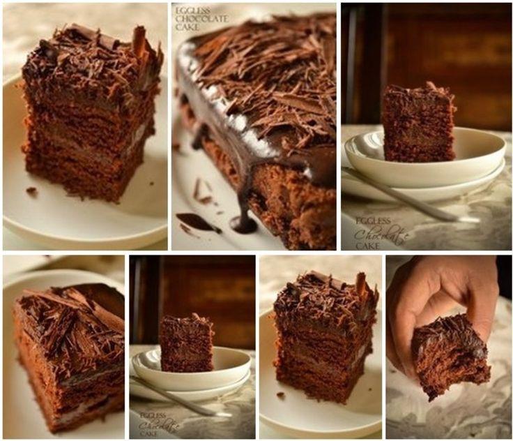 Ciasto czekoladowe - pychotka