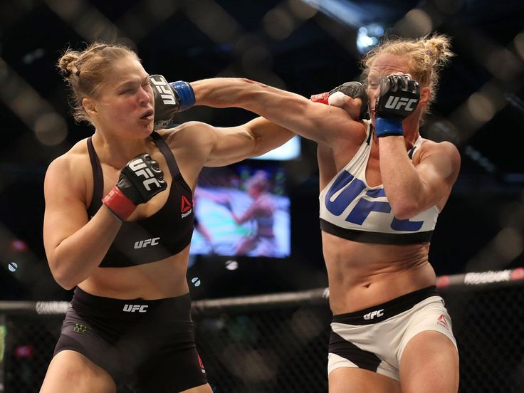 #RondaRousey Hospitalized After Being Knocked Out by #HollyHolm at #UFC193, Marking First #MMA2015 Career Loss.
