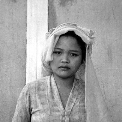 Sundanese girl 1940