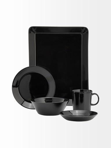 Iittala Teema, i somehow like the black in tableware