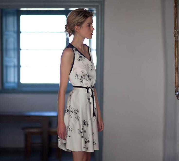 Katherine Hooker Betty dress: Wraparound Dress, Betty Dress Flared, Making Dresses