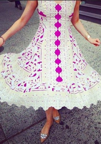 Versailles Lace Dress by Moulinette Soeurs | Pinned by topista.com