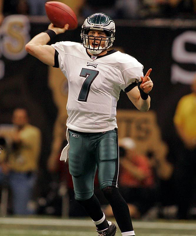 Jeff Garcia, Philadelphia Eagles