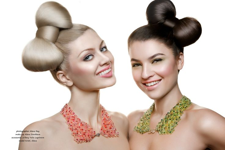 Fashion Jewellery by Yulia Logvinova.