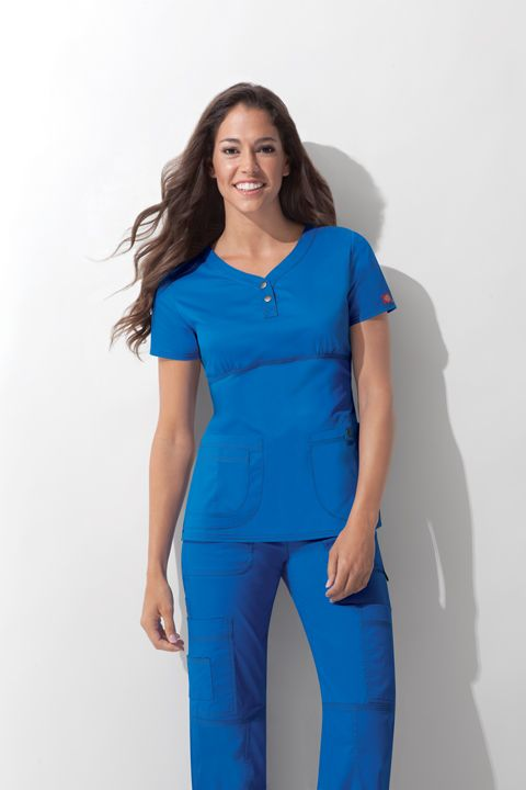 Dickies make some of the cutest scrubs but they're always on the more expensive side  I love buying $3-$5 scrub pieces from Walmart but I should really invest in at least a few fancier sets