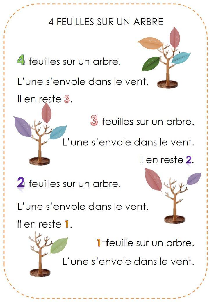 4 feuilles d'automne « Ecole maternelle publique Pierre Vi?not CHARLEVILLE MEZIERES                                                                                                                                                                                 Plus