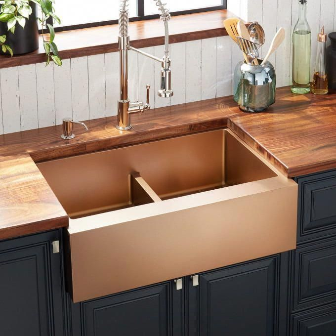 41+ Farmhouse double sink stainless steel info
