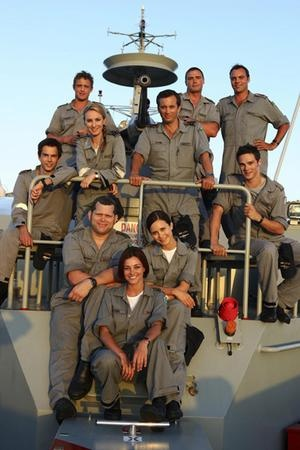 Sea Patrol - so maybe some of the plots were rubbish, and the captain was suspiciously orange... Five series were NOT enough