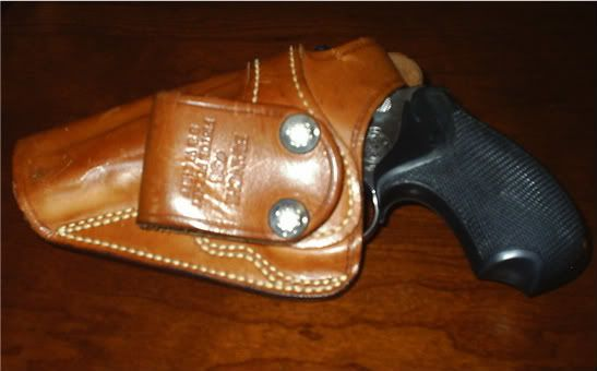 "CCW holster for a 3"" SP-101? - Ruger Forum"