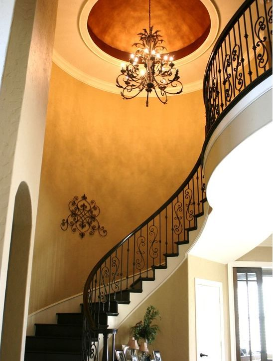 faux texture paint colors for living room - Google Search