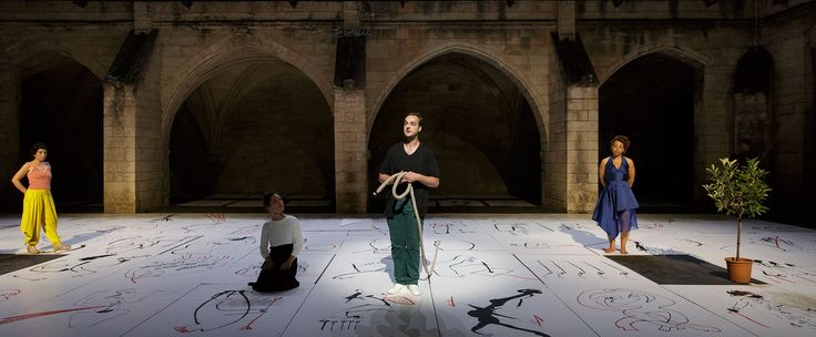 Festival d'Avignon, Avignon. While a theater festival is not an obvious place to take English speaking kids, don't miss it. Go early in the day to see the actors take to the streets to publicize their productions. Find spectacles without words to attend.
