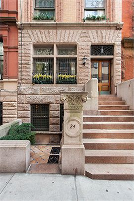 17 Best Images About New York Brownstones On Pinterest