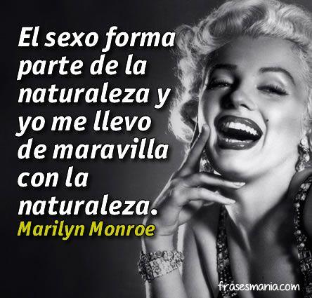 Marilyn monroe sexo gratis